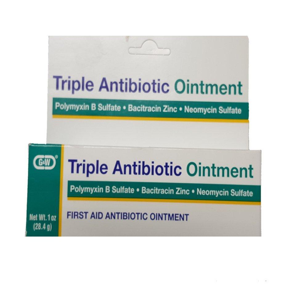 Antibiotikum Salbe