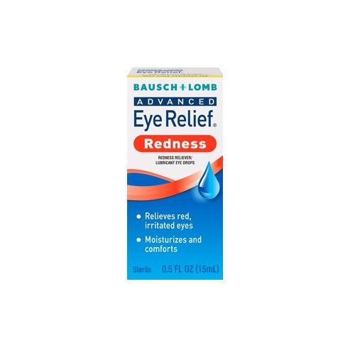 Bausch & Lomb Advanced Eye Relief Eye Drops 0